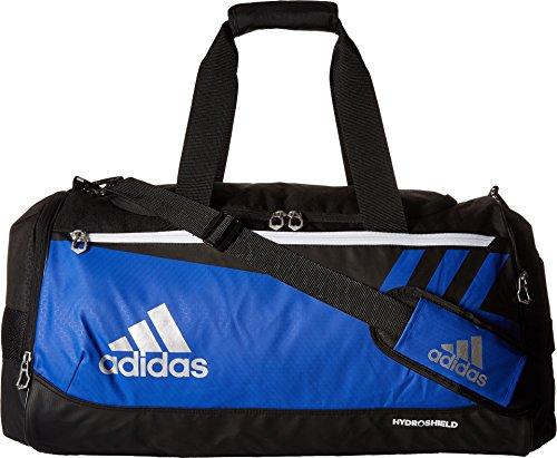 adidas Team Issue Duffel Bag, Bold Blue, Small