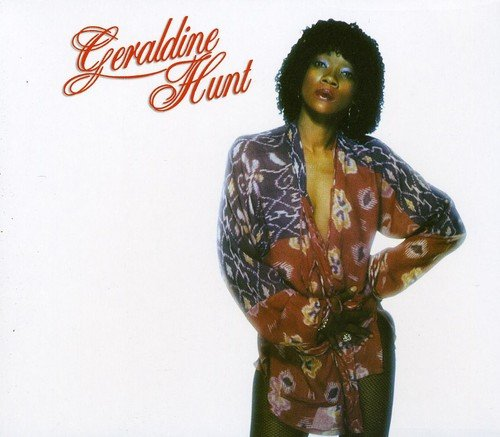CD : Geraldine Hunt - Can't Fake The Feeling (Canada - Import)