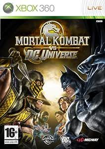 Mortal Kombat vs DC Universe (Xbox 360) [Import UK]: Amazon.es ...