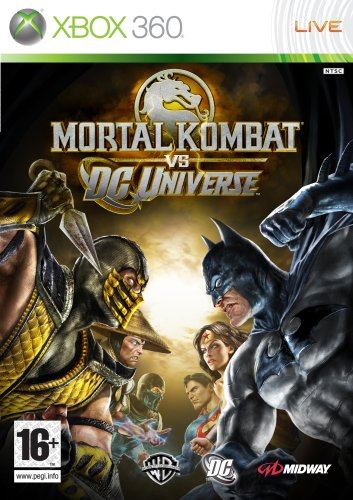 - Mortal Kombat vs. DC Universe - Xbox 360