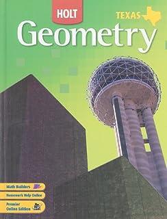 Printables Holt Geometry Worksheets amazon com holt geometry homework and practice workbook geometry