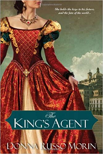 The King's Agent [EN] - Donna Russo Morin