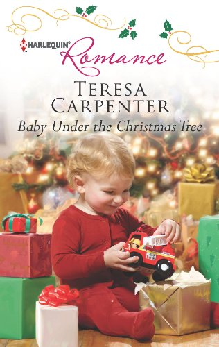 book cover of Baby Under the Christmas Tree