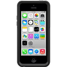 OtterBox Commuter Series Case for iPhone 5c - Retail Packaging Protective Case for iPhone - Black