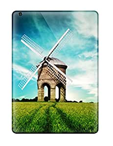 Fashion Protective Nice Windmill Case Cover For Ipad Air
