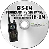 RT Systems Programming Software Only for the Kenwood TH-D74A