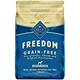 Blue Buffalo Freedom Grain Free Natural Senior Dry Dog...