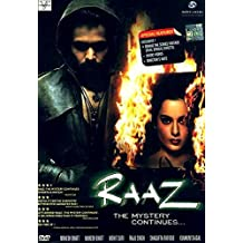 Raaz The Mystery Continues (DVD with English Subtitles) - A Suspense-filled Thriller