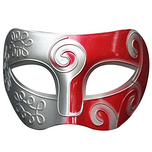 Clearance Sale Halloween Mask,Vanvler Retro Roman Gladiator Swordsman