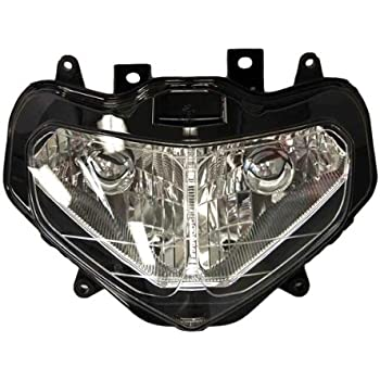 Yana Shiki HL1035-5 OEM Replacement Head Light Assembly for Suzuki GSX-R600/750 Lights & Lighting Accessories