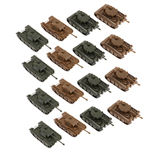 MagiDeal 1/144 Kids German Panzerkampfwagen VI Ausf., used for sale  Delivered anywhere in USA