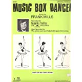 Music Box Dancer - All Organ Solo Sheet Music