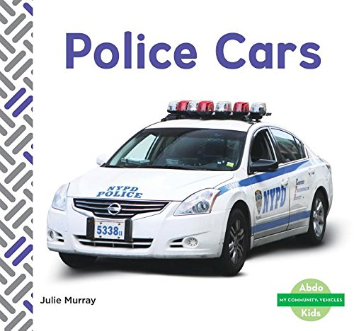 Police Cars (My Community: Vehicles)