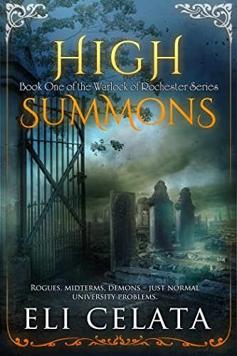 High Summons (Warlock of Rochester Book 1) cover