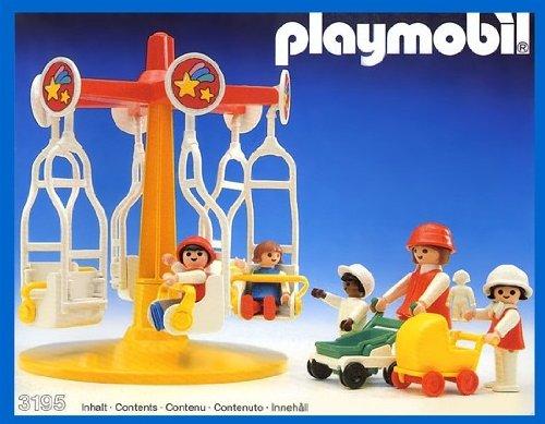 PLAYMOBIL® 3195 Kinderkarussell