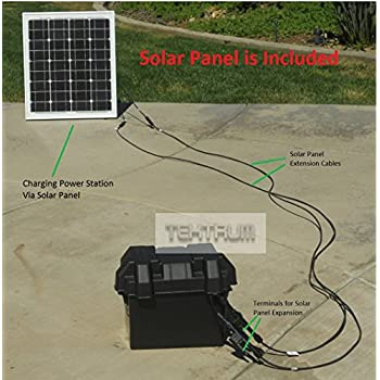 Amazon Com Tektrum Portable 1000w 2000w Peak Powerpack