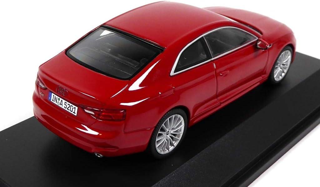 Opo 10 1 43 Miniaturauto Kompatibel Mit Audi A5 Coupé Spark Ref 5432 Spielzeug