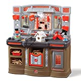 Step2 Big Builders Pro Workshop Kids Toolbench, Orange