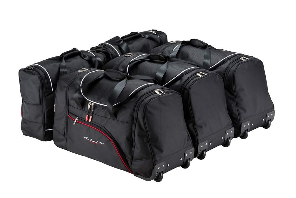 KJUST CAR-Bags Auto Taschen MASSTASCHEN ROLLENTASCHEN Skoda Octavia Kombi III,2013