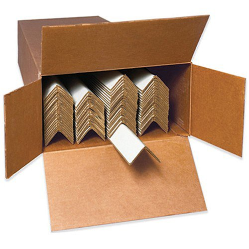 Heavy-Duty Edge Protectors by the Case - 30x2.5x2.5'' - Case of 60 by IndustrialSupplies