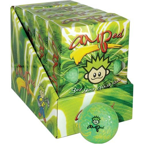 Why Should You Buy Amped Junior Boy's Golf Balls
