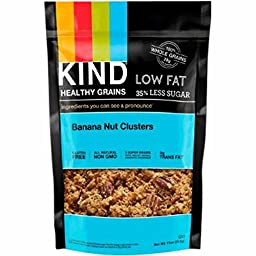 Kind Bar Healthy Grains Clusters: Banana Nut, Each