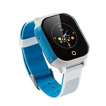 MDMMBB GPS Kids Smartwatch teléfono Impermeable rastreador ...