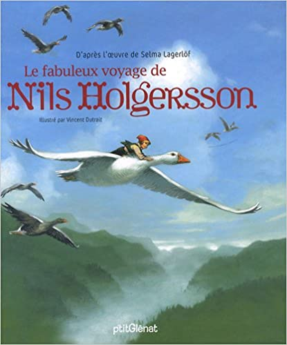 En ligne téléchargement gratuit Le fabuleux voyage de Nils Holgersson pdf ebook