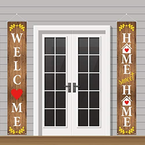 Mosoan Welcome Sweet Decorations Outdoor product image