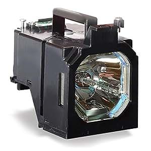 Maxii LMP147COMPATIBLES Lámpara Bombilla con carcasa compatible para 3M LC-HDT2000/LC-XT6/PLC-HF15000L Proyector