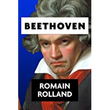 Beethoven by Romain Rolland (Super Large Print)