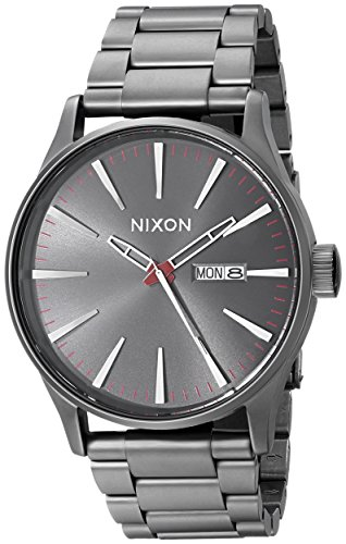 Nixon Men's A356131 Sentry SS Watch Deal (Large Image)