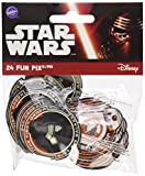 Wilton Fun Pix 24/Pkg-Star Wars