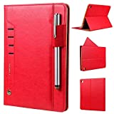 Case for iPad Mini 1234,Businda PU Leather Smart Cover with Card Slots, Hand Strap for iPad