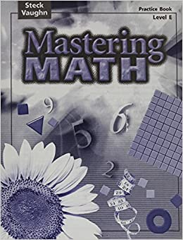 Mastering Math: Practice Book, Level E Grade 5
