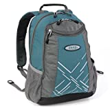 Jeep Laptop Backpack - 10 Years Warranty! (Navy/Grey 26L)