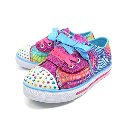 Schuhe Bebe Chit Chat Sunnies Step E16–Skechers Mehrfarbig