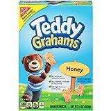 Teddy Grahams Honey Graham Snacks, 10 Ounce