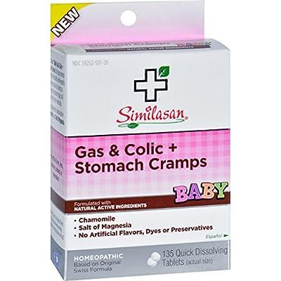 Similasan Baby Gas&Colic&Stomach Cr