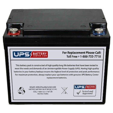 CBB NP50-12 12V 50Ah Replacement Battery