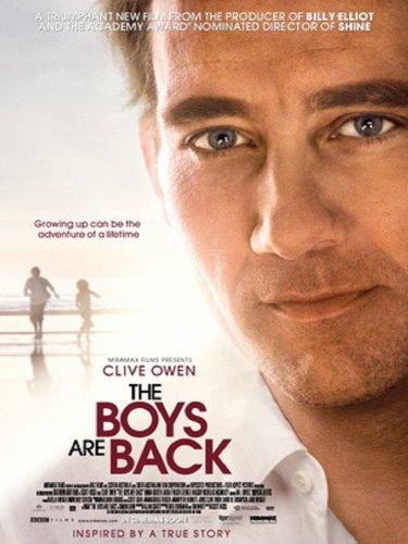 The Boys Are Back - Zurück ins Leben Film