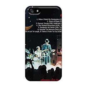Iphone 5/5s EET15760fRro Allow Personal Design Colorful Grateful Dead Pictures Protector Hard Phone Covers -PhilHolmes