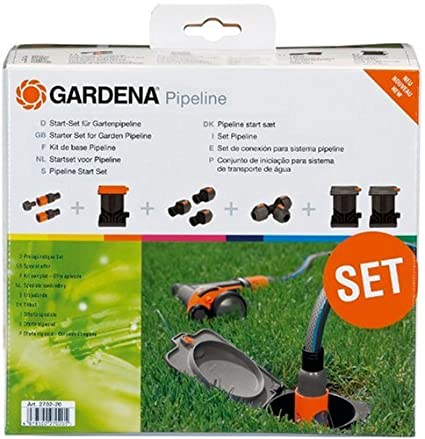 Amazon.com: Gardena 2702 Jardín Pipeline Underground Starter ...
