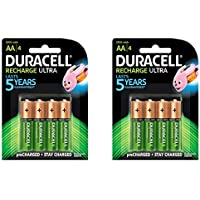 Rechargeable Batteries AA OR AAA 4/8 / 20/32 Count Ni-MH Long Lasting Battery Fast Charge for Any Device All Purpose Use…