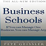 Business Schools: If You Can Manage One Business, You Can Manage Any (Bigshots' Bull) | Pete Geissler