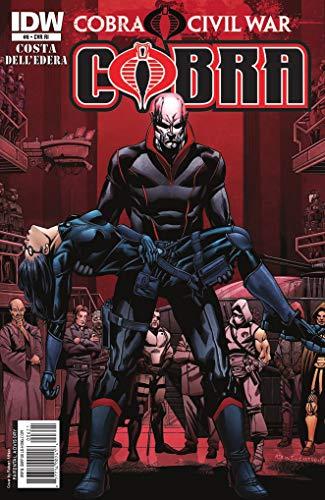 G.I. Joe Cobra Civil War #6 Retailer Incentive Cover