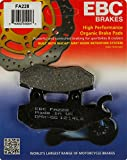 Honda Front Brake CMX 250 Rebel 1996, 1997, 1999-2014, 1999-2000, 2015 Motorcycle / Sportbike / Cruiser Part# 15-228