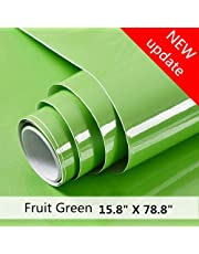 """Still new Home Contact Paper Vinyl Contact Paper Self Adhesive Film Decorative Contact Paper for Kitchen Countertop Cabinets Wardrobe Furniture (15.8"""" X 78.8"""")"""