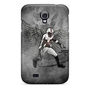 Galaxy S4 Case Cover With Shock Absorbent Protective ImwWsfK-7107 Case