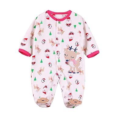 3ade1ee30c0f HEHEM Baby Clothes Girl Boy Christmas Newborn Baby Boys Girls ...